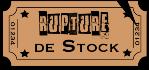 Compagnie Rupture de Stock Logo